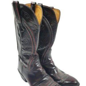 Lucchese Classics Handmade Mens 12D Cowboy Boots